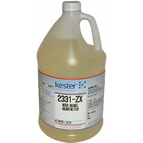 2331 ZX Water Soluble Flux   1 Gallon 63 0097 2331