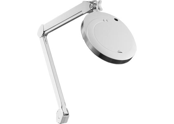 Magnifying Lamp Provue Ivory 26501 LED 8D