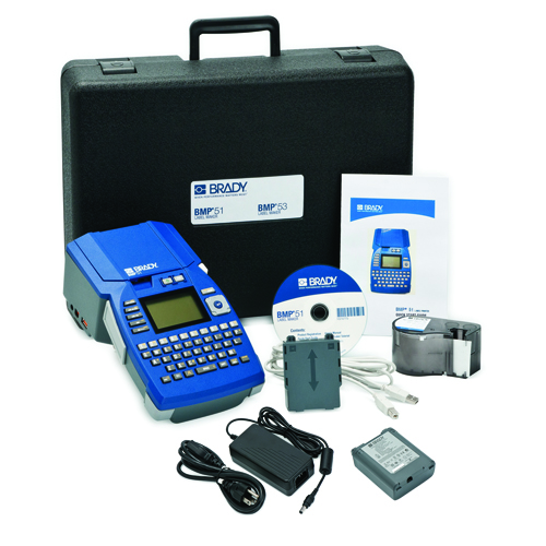 Label Maker Kit  300dpi BMP51