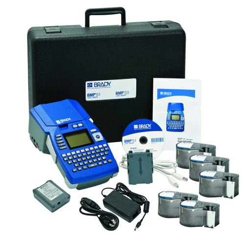 Label Printer Voice DataComm Starter Kit BMP51 KIT VD