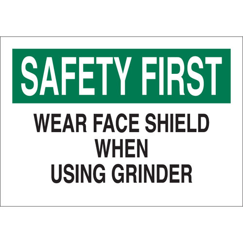 Fall Protection Sign 43157