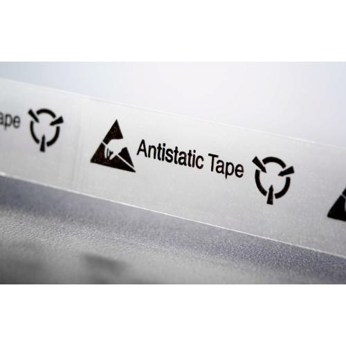 ESD Tape with Symbols 1 2 x72yd  3  Core ESP 0500 3