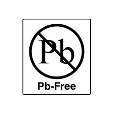 Lead Free Identification Labels PB 1 5