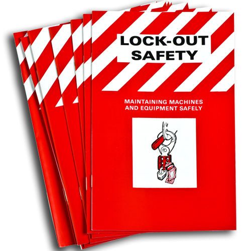 Lockout Safety Training Booklet 2112 TEN