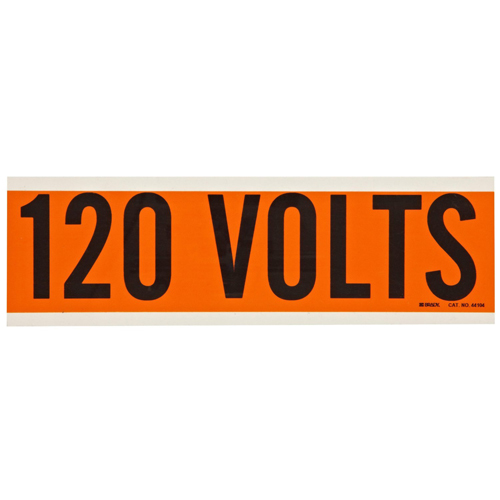 Conduit   Voltage Markers 44104