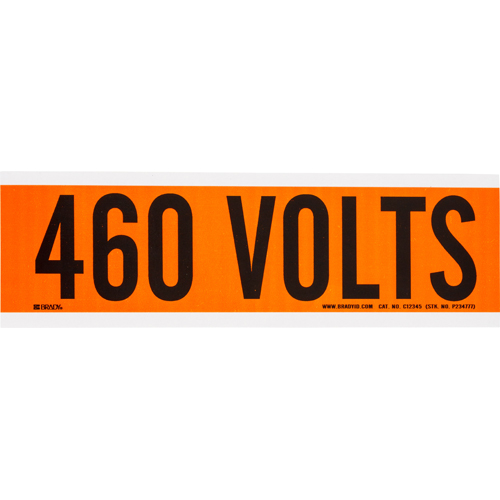 Conduit   Voltage Markers 44114