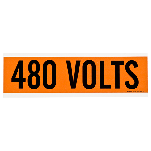 Conduit   Voltage Markers 44115