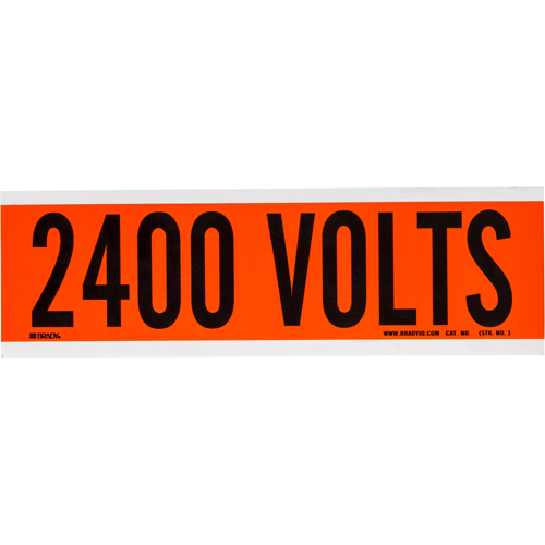Conduit   Voltage Markers 44121