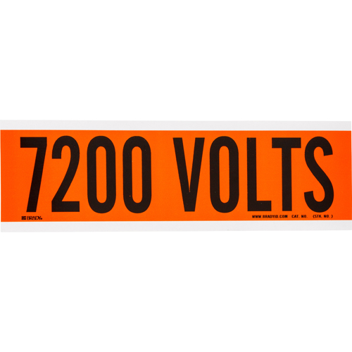 Conduit   Voltage Markers 44126