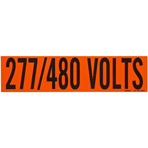 Conduit   Voltage Markers 44160