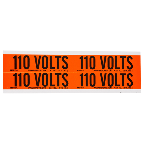 Conduit   Voltage Markers 44201