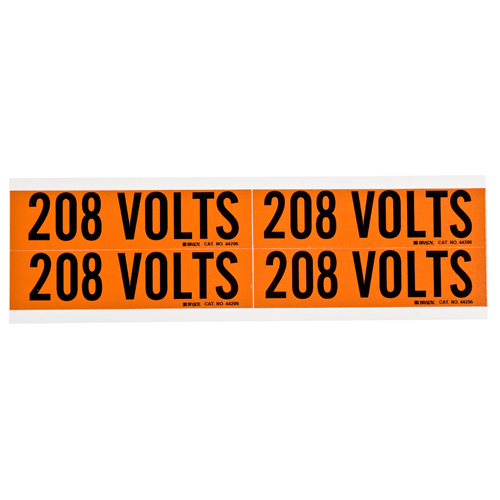 Conduit   Voltage Markers 44206