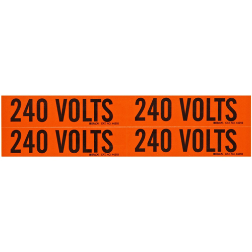 Conduit   Voltage Markers 44210