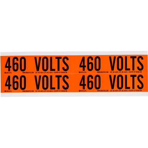 Conduit   Voltage Markers 44214