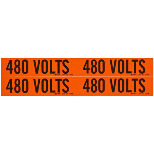 Conduit   Voltage Markers 44215