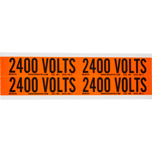 Conduit   Voltage Markers 44221