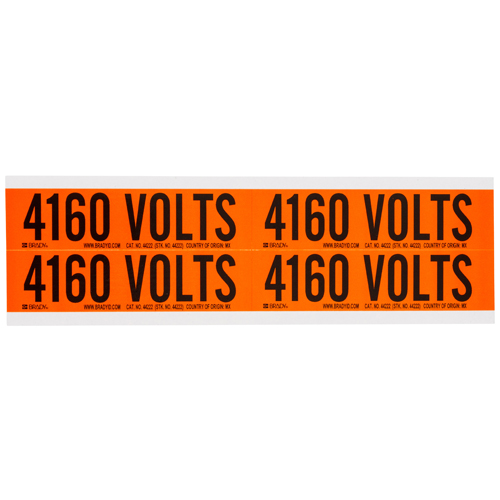Conduit   Voltage Markers 44222