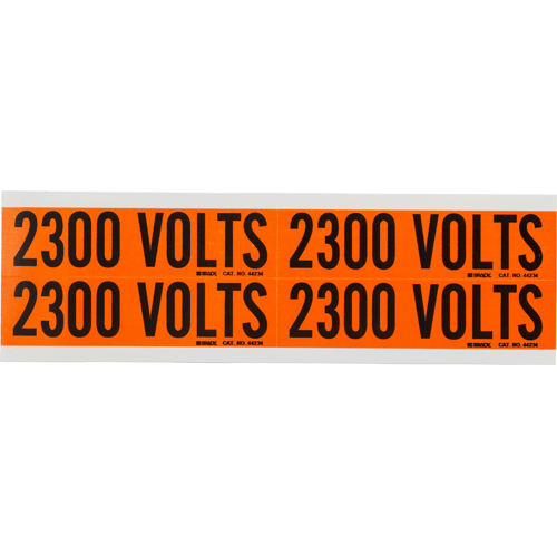 Conduit   Voltage Markers 44234