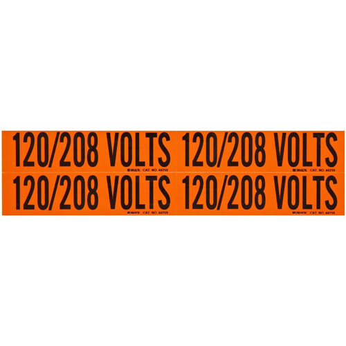Conduit   Voltage Markers 44259