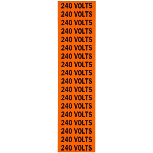 Conduit   Voltage Markers 44310