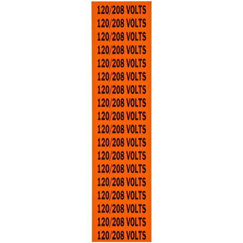 Conduit   Voltage Markers 44359
