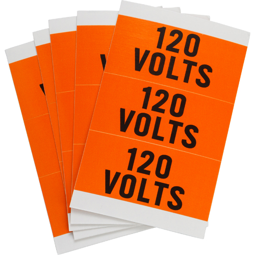 Porta Pack  Style Voltage Markers 44500