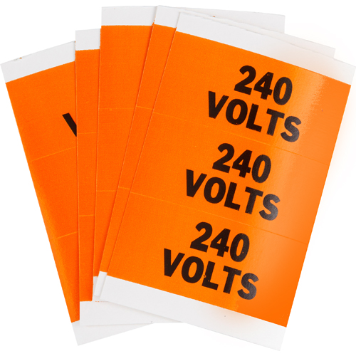 Porta Pack  Style Voltage Markers 44501
