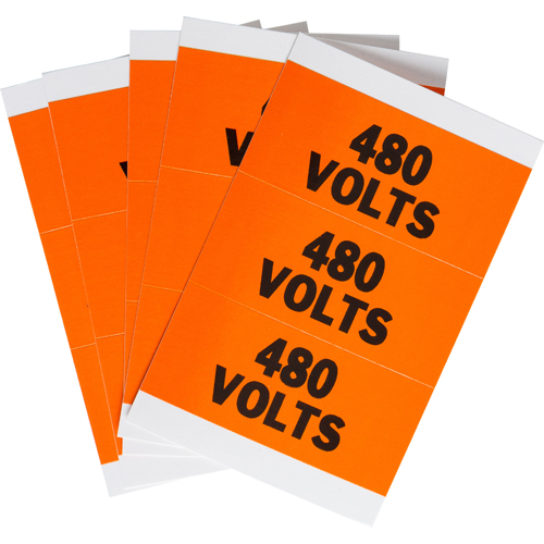 Porta Pack  Style Voltage Markers 44503