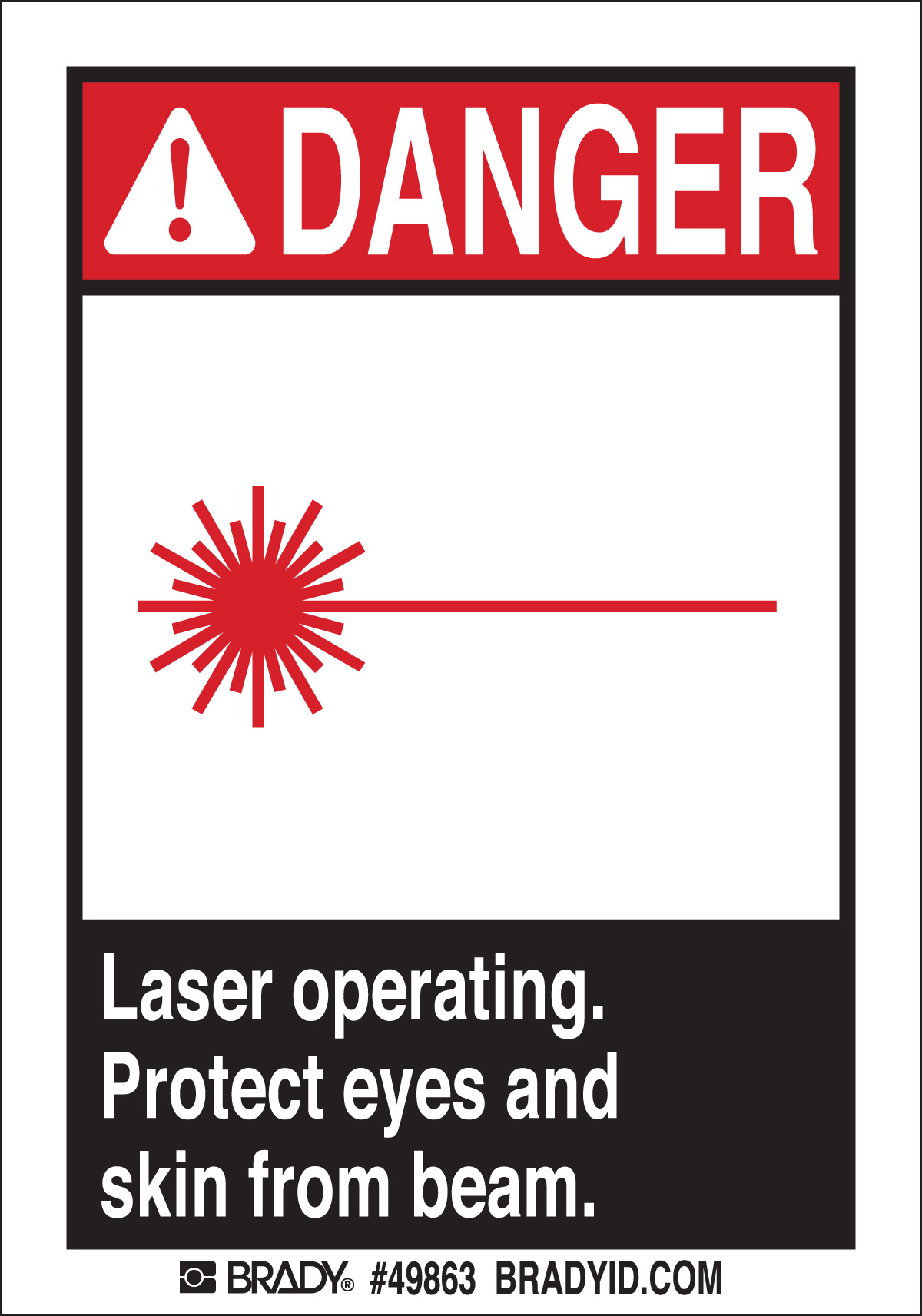 LASER OPERATING    5 Package 49863
