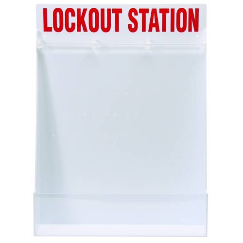 Large Lockout Station  Station Only 50994