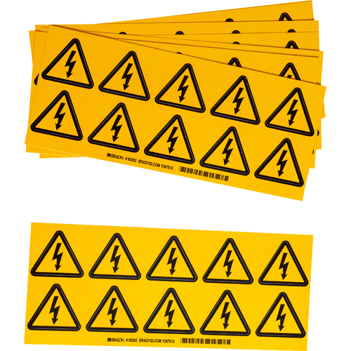 Warning Labels 60202