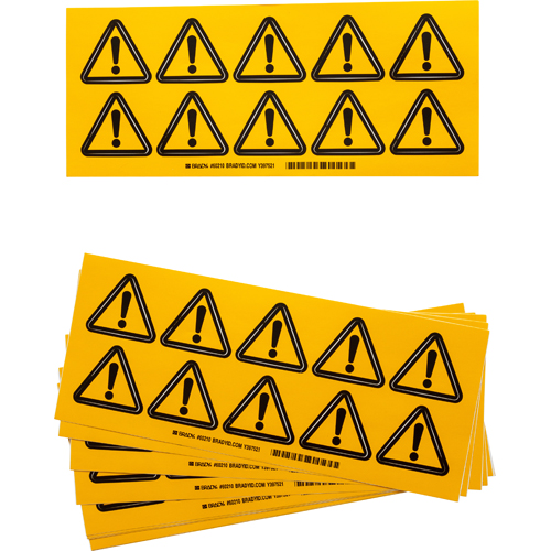 Warning Labels 60210