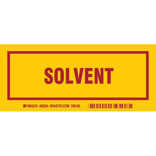 Container Label 60254