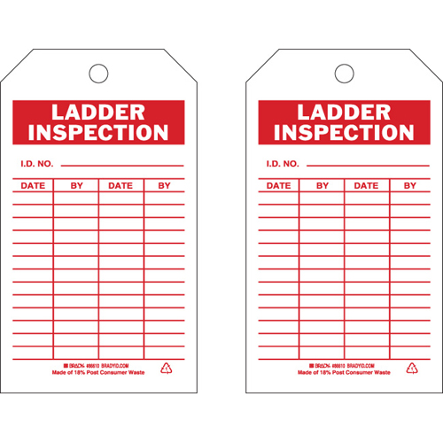 Ladder Tags 86610