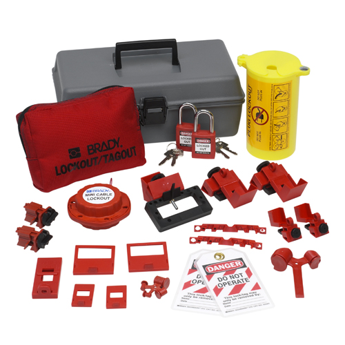 Electrical Lockout Toolbox Kit 99312
