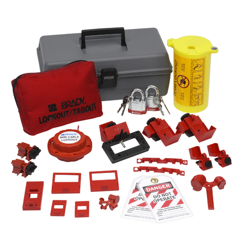 Electrical Lockout Toolbox Kit 99313