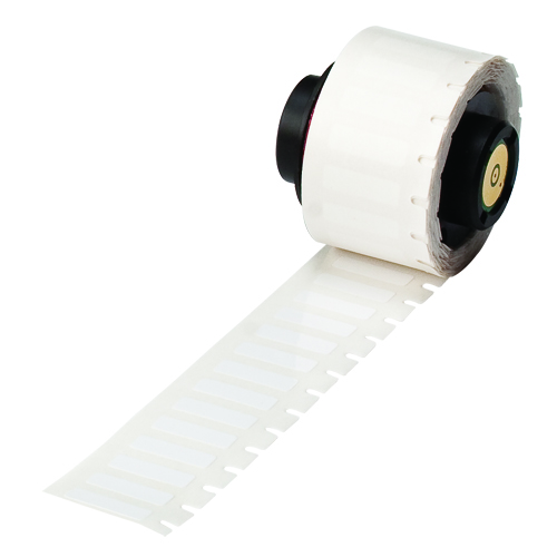 BMP71 61 TLS 2200 White Polyester Labels PTL 9 423